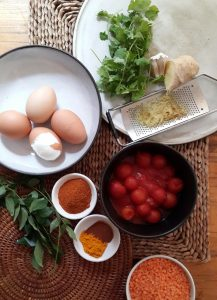 ingredients indian egg tomato curry sonia cabano blog eatdrinkcapetown