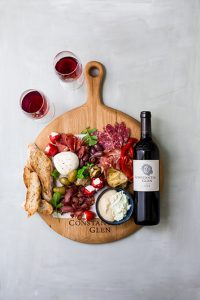 constantia-glen-antipasti-platter-with-five-5lr sonia cabano blog eatdrinkcapetown