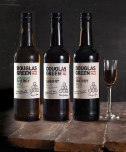 douglas green imported spanish sherry range sonia cabano blog eatdrinkcapetown