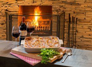 fireplace sangiovese lasagna anthonij rupert wine sonia cabano blog eatdrinkcapetown