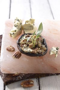 mushrooms cheese himalayan salt sonia cabano blog eatdrinkcapetown