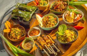 vegetarian rijstafel sonia cabano blog eatdrinkcapetown