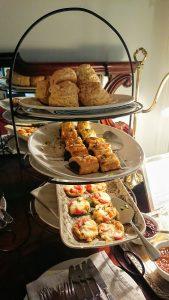 cake display afternoon tea bartholomeus klip