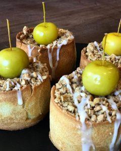 apple cakes la paris afternoon high tea sonia cabano blog eatdrinkcapetown