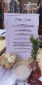 menu bartholomeus klip smoke and fire bbq grden party sonia cabano blog eatdrinkcapetown