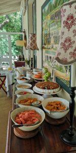 conservatory breakfast buffet bartholomeus klip sonia cabano blog eatdrinkcapetown