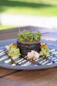 fish tartare catharinas steenberg sonia cabano blog eatdrinkapetown