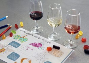 spier kids grape juice tasting easter 2019 sonia cabano blog eatdrinkcapetown