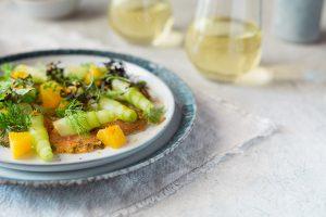 cured trout la motte sauvignon blanc 2018 sonia cabano blog eatdrinkcapetown