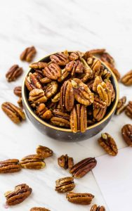 glazed nuts angostura sonia cabano blog eatdrinkcapetown