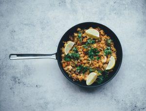 paella chef boldwin barlow park inn radisson sonia cabano blog eatdrinkcapetown