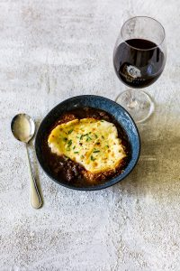 french onion soup constantia glen winter menu