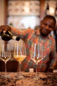Waiter Jeph Avondale Wine sonia cabano blog eatdrinkcapetown