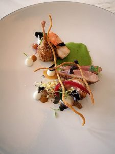 quail prawn la colombe sonia cabano blog eatdrinkcapetownn