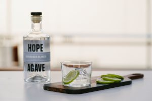 hope distillery agave bottle glass sonia cabano blog eatdrinkcapetown