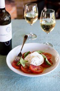 burrata tomatoes constantia glen summer 2019 sonia cabano blog eatdrinkcapetown