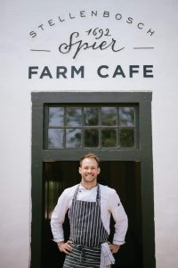 chef hennie nel spier farm cafe sonia cabano blog eatdrinkcapetown