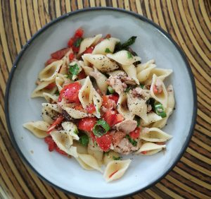 beach pasta bowl sonia cabano blog eatdrinkcapetown