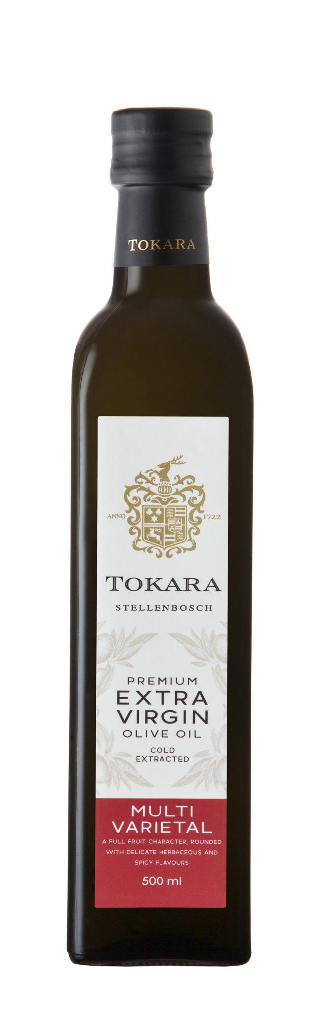 TOKARA Multi-Varietal gold medal-winning extra virgin olive oil sonia cabano blog eatdrinkcapetown