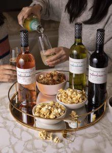pouring polkadraai popcorn wine stellenbosch hills sonia cabano blog eatdrinkcapetown