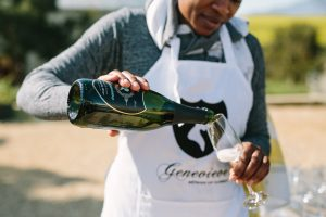 pouring genevieve mcc proe party sonia cabano blog eatdrinkcapetown
