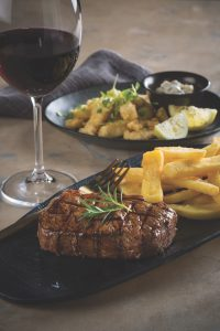 lavish lunch hussar grill calamari steak sonia cabano blog eatdrinkcapetown