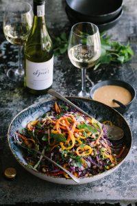 spier thai salad sonia cabano blog eatdrinkcapetown