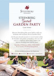 steenberg secret garden party sonia cabano blog eatdrinkcapetown