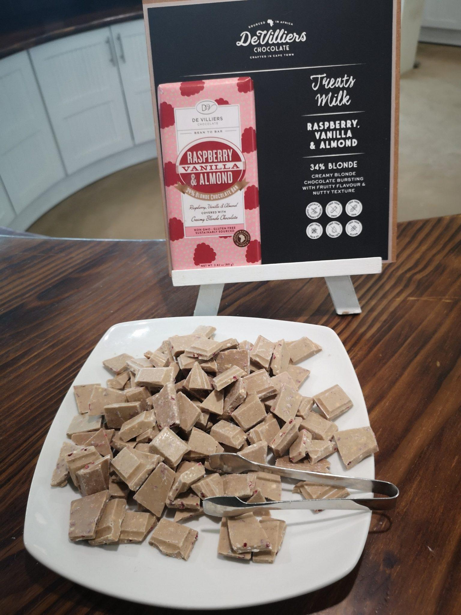 raspberry vanilla almond chocolate dv spice route sonia cabano