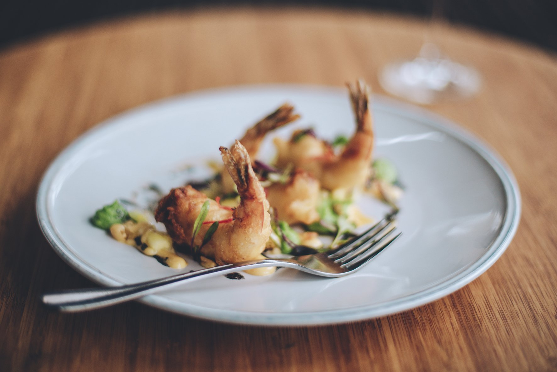 Prawns, Tryn, lunch, Sonia Cabano blog eatdrinkcapetown
