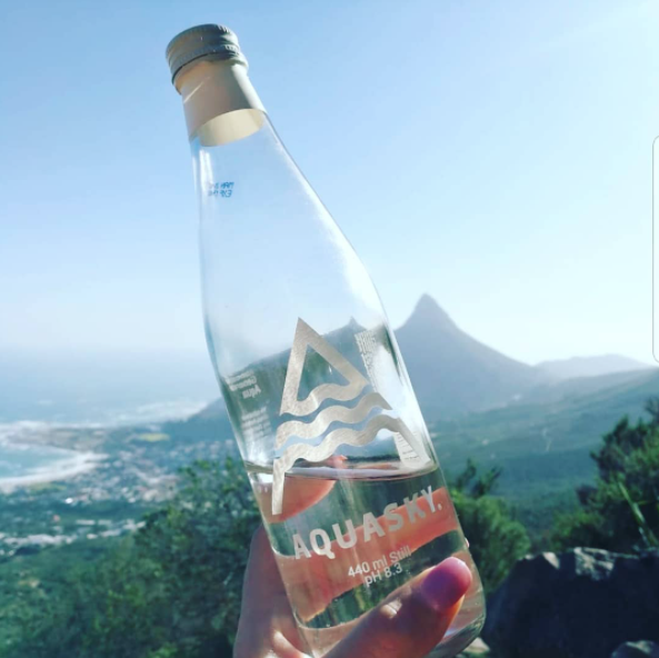 AQUASKY water from the air Sonia Cabano blog eatdrinkcapetown