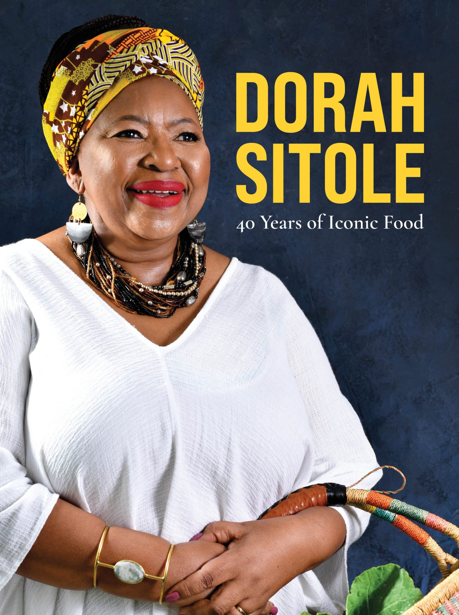 African food legend, cook, food editor and writer, Dorah Sitole Sonia Cabano blog eatdrinkcapetown