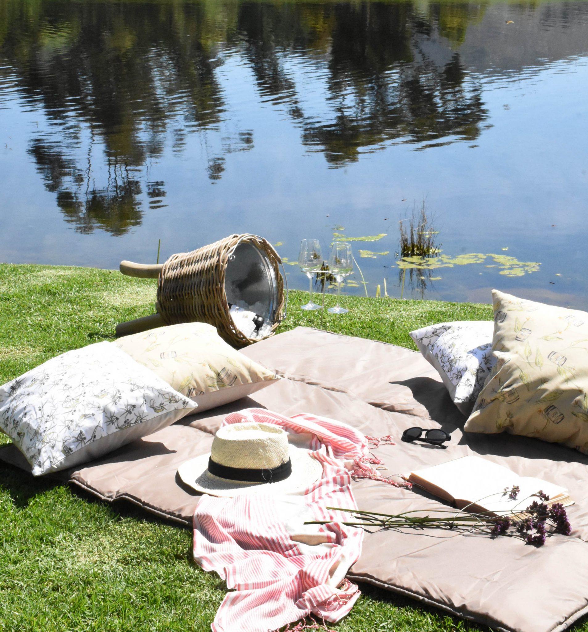 Valentine's Day picnic, Jordan Estate, Sonia Cabano blog eatdrinkcapetown