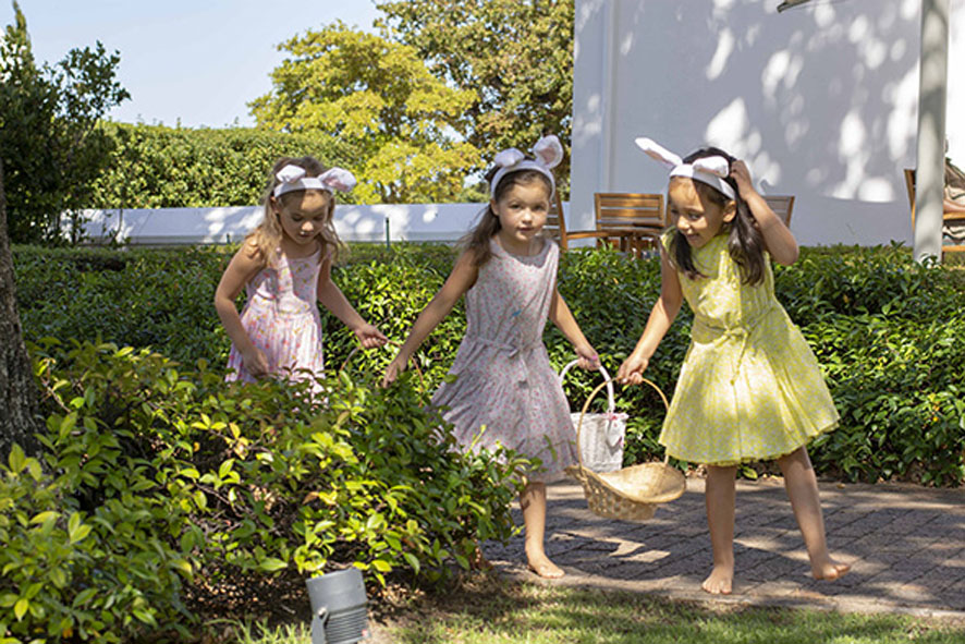 Easter Egg Hunt, Steenberg Easter Family Staycation Sonia Cabano blog eatdrinkcapetown food wine