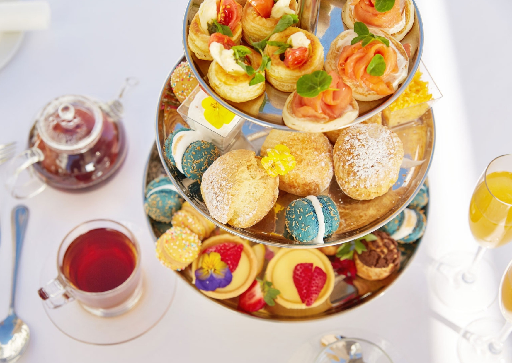 Valentine's Day High Tea at The President Sunday 14 February 2pm - 5pm Sonia Cabano blog eatdrinkcapetown