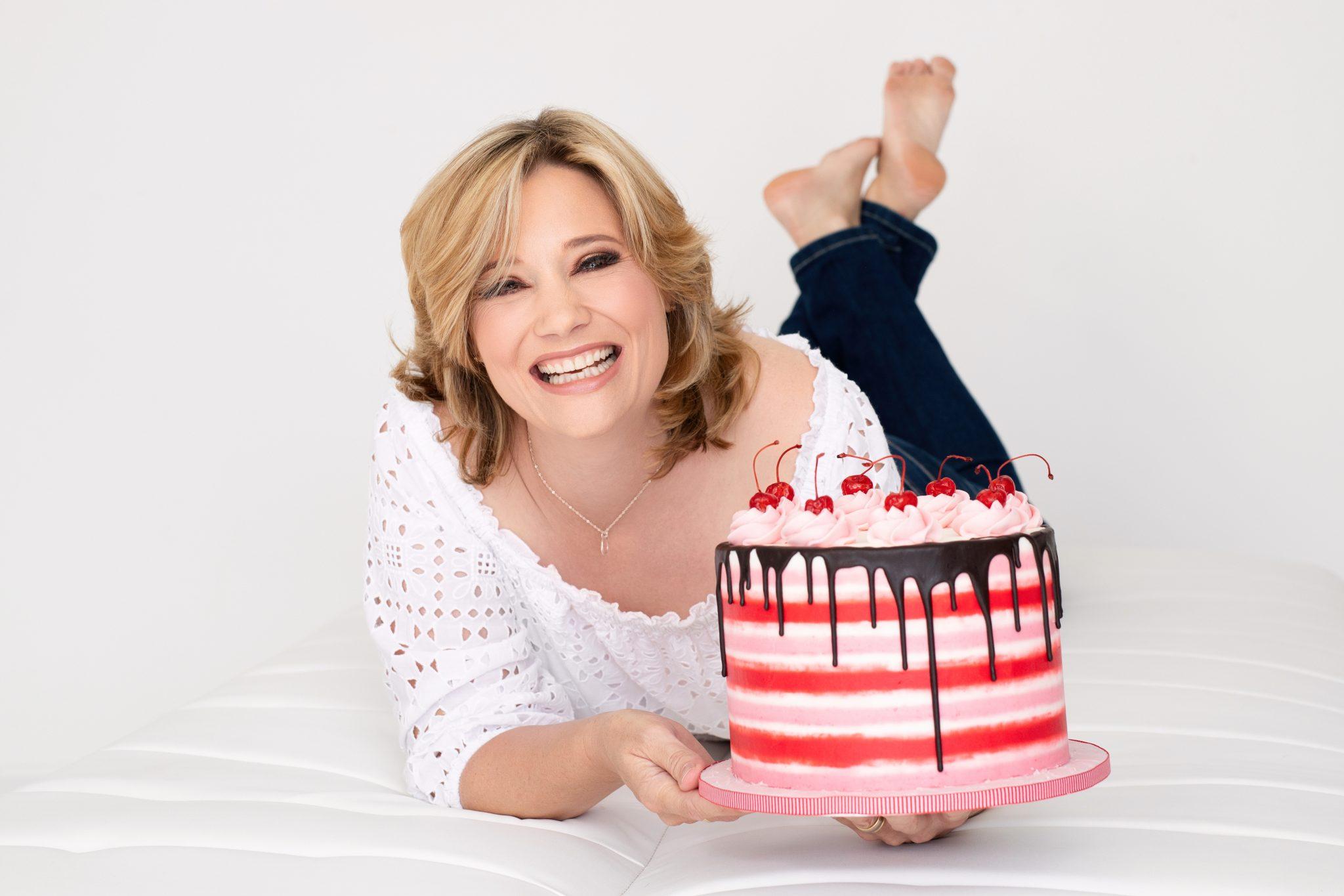 Grace Stevens Valentine's Cake Sonia Cabano blog eatdrinkcapetown